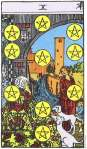 X of Pentacles