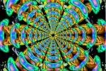 Tangible Spill Mandala