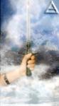 Ace of Sword