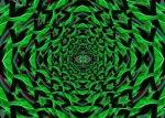 Green Thread Mandala