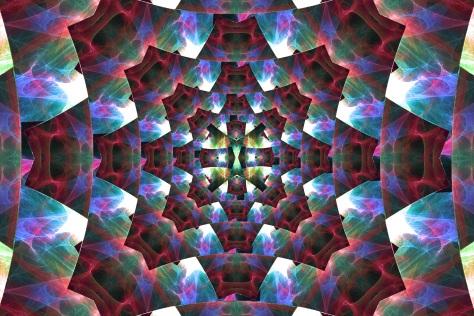 Medicine Wheel Mandala