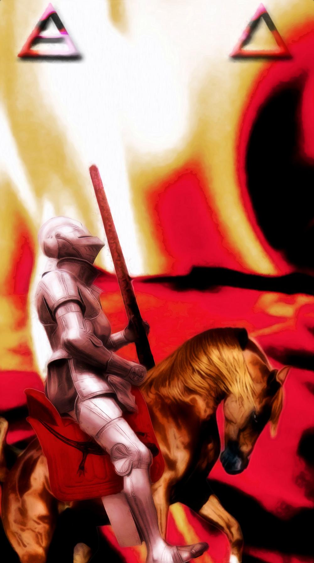 Prince Wand: Tarot Post – Prince Of Wands