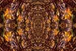 Amber Cathedral Mandala