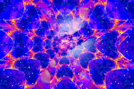 Nebulous Mandala