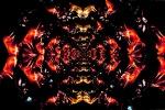 Phoenix Flame Mandala