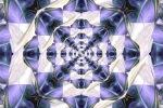 Purple Night Mandala