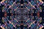 Fractal Space Mandala