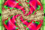 Vortex Spiral