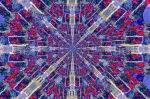 Crystal Calendar Mandala