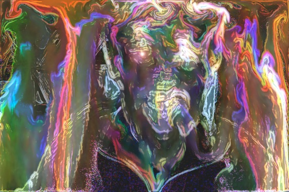 Ye Artist Melting into the Background