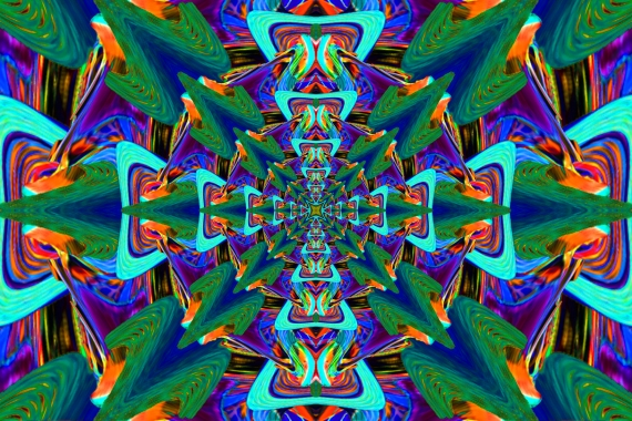 Psychedelic Broadcast
