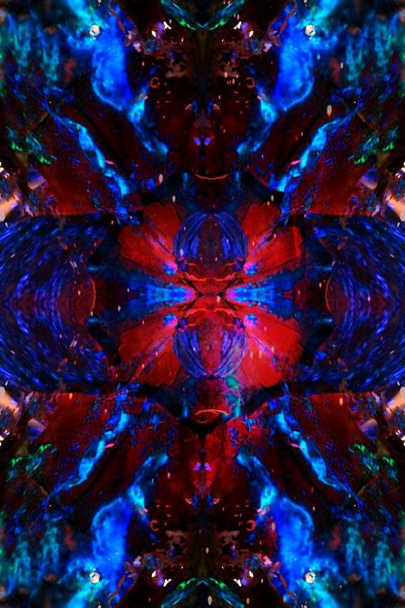 Blue Arachnae