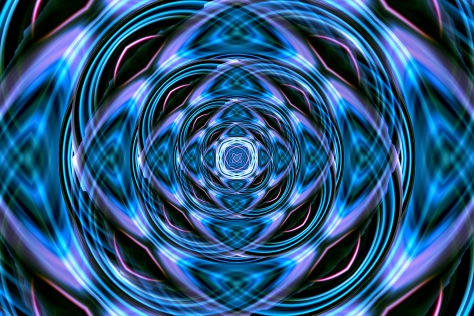 Fractal Scrying