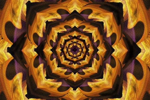 Infinite Flame Flowering