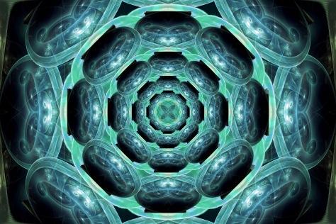 Turquoise Net