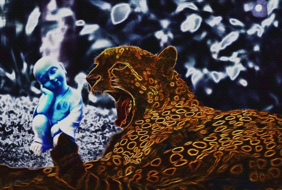 Leopard Peace (R)
