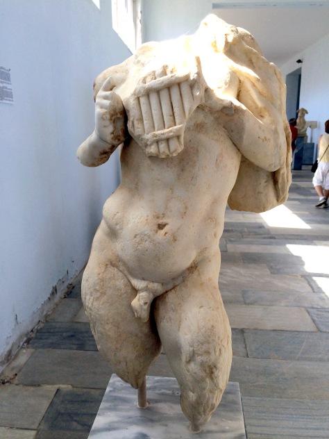 Statue of Pan  c2000BC