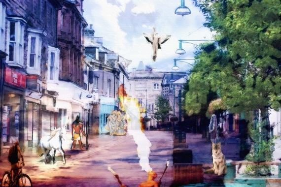Street of Hazy Dreams (redux)