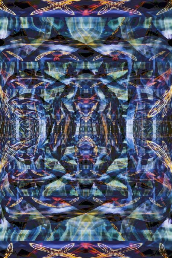 Strange Playground labyrinth