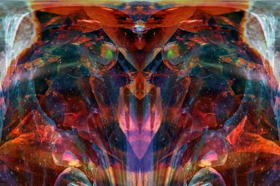 Horus in Crystal Space