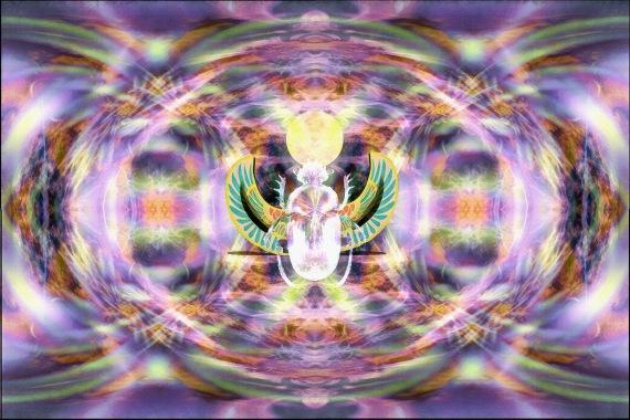 Kephera Through the Underworld--Dreamcycle