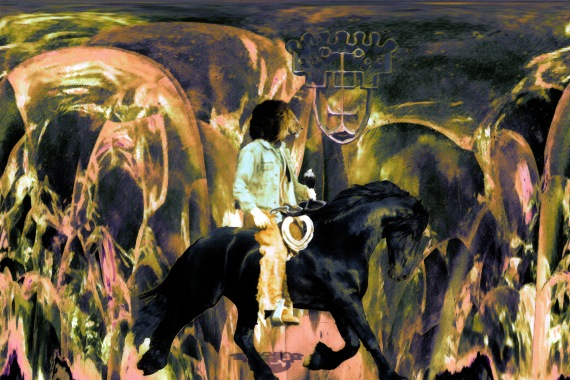 Riding Through Caves (Vine)