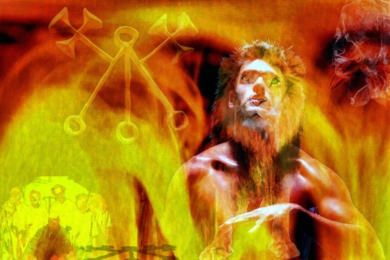 Healing Transformations (Marbas)