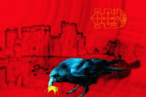 King's Feed For the Crow (Raum)
