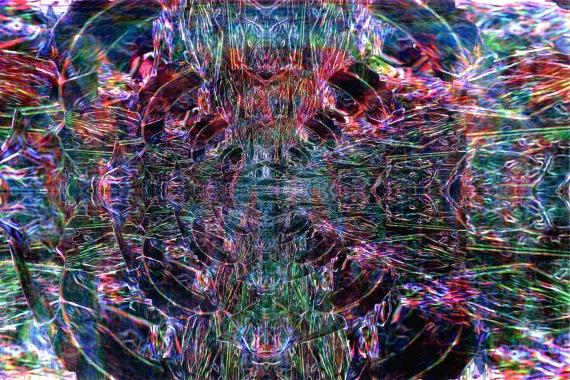 Elemental Faces Hidden in Dark Dreams