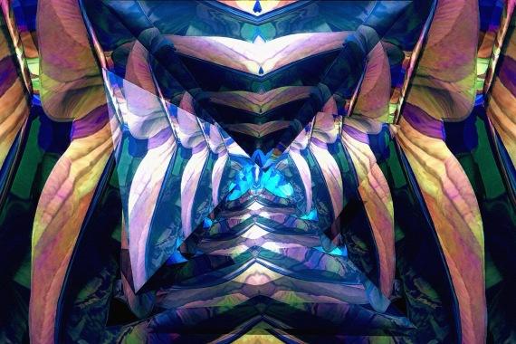 Distorted Cavern