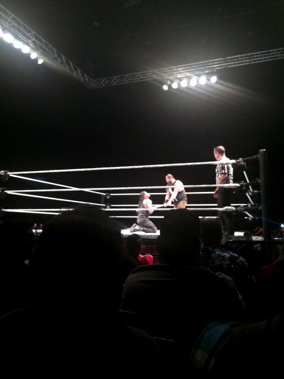 WWEAug9 Vancouver