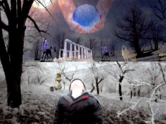 His Imagination (redux)